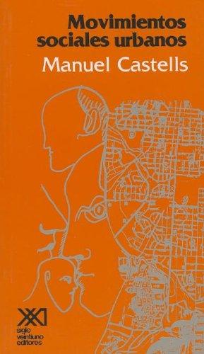 9789682304071: Movimientos sociales urbanos (Spanish Edition)