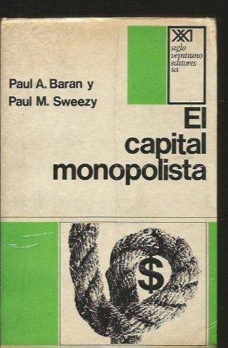 9789682304408: EL CAPITAL MONOPOLISTA