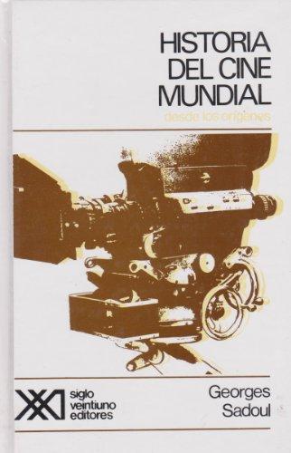 9789682305337: Historia del cine mundial (Spanish Edition)