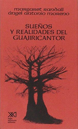 9789682305368: Suenos y realidades de Guajiricantor (Spanish Edition)