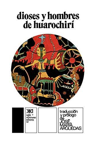 9789682306761: Dioses y Hombres de Hurochiri (Spanish Edition)