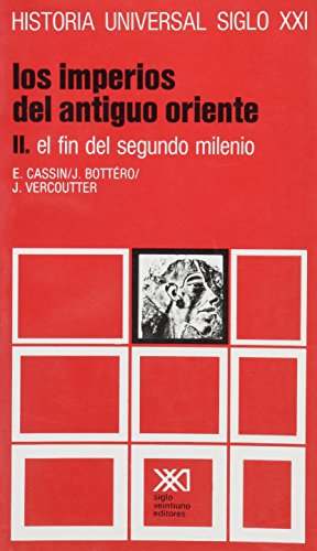 Historia universal / 03 / Los imperios: Elena Cassin ,