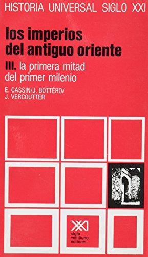 Historia universal / 04 / Los imperios: Elena Cassin ,