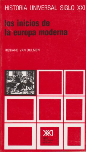 Historia universal / 24 / Los inicios: Richard van Dulmen