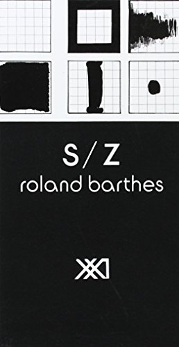9789682309984: S/Z (Critica Literaria)