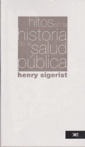 9789682310478: Hitos en la historia de la salud publica (Spanish Edition)