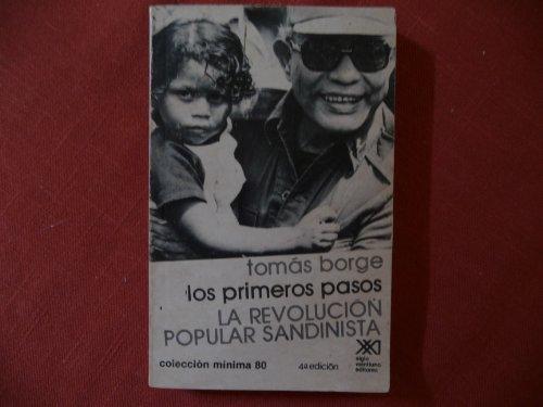 9789682311024: Los primeros pasos: La Revolución Popular Sandinista (Colección mínima)