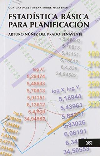 Estadistica basica para planificacion (Spanish Edition): Arturo Nunez del Prado Benavente