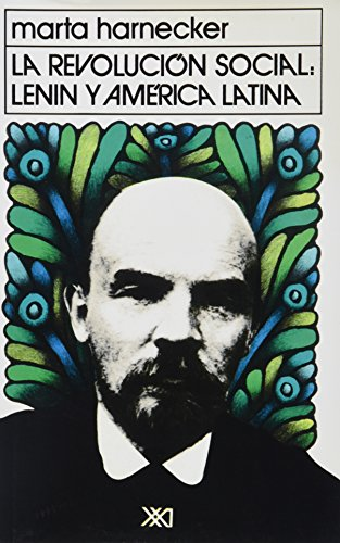 9789682313851: Revolucion social: Lenin y America Latina (Spanish Edition)