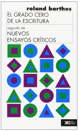 El grado cero de la escritura /: Roland Barthes