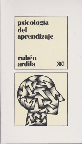 9789682315756: Psicologia del aprendizaje (Spanish Edition)