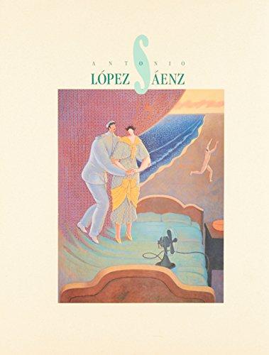 Antonio Lopez Saenz (Serie Los Once rios): Jaime Labastida