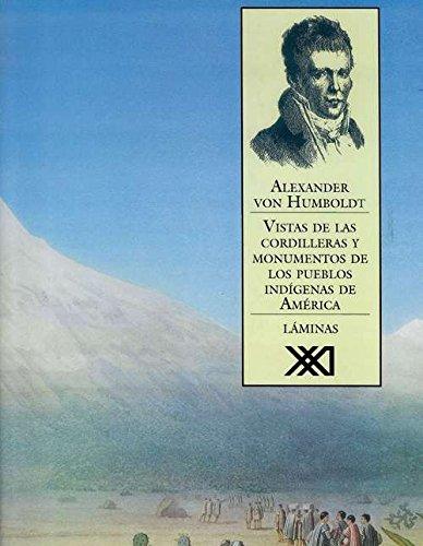 9789682319792: Vistas de las cordilleras y monumentos de los pueblos indigenas de America. 2 Tomos (Spanish Edition)