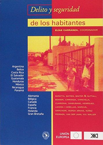 Delito y seguridad de los habitantes (Spanish: Elias Carranza