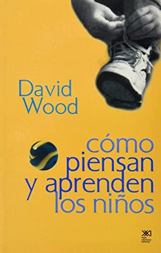 9789682322372: Como piensan y aprenden los ninos. Contextos sociales del desarrollo cognitivo (Spanish Edition)