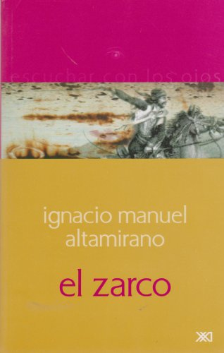 9789682322402: Zarco (Spanish Edition)