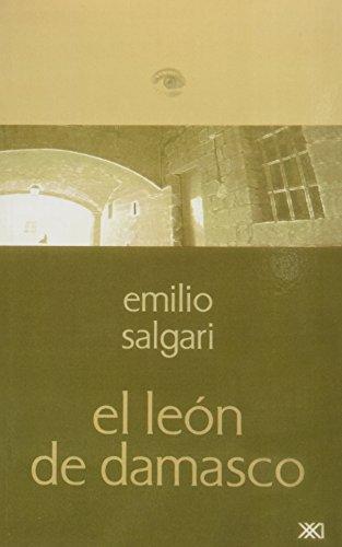 9789682322556: El Leon de Damasco (Spanish Edition)