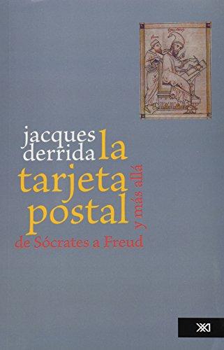 9789682322990: La tarjeta postal: De Sócrates a Freud y más allá (Psicología y psicoanálisis)