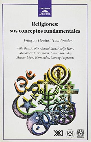 9789682323607: Religiones: Sus conceptos fundamentales (Spanish Edition)