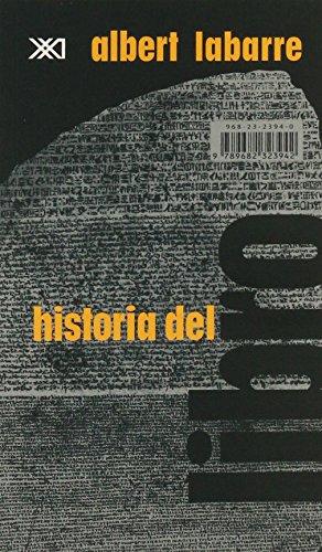 9789682323942: Historia del libro