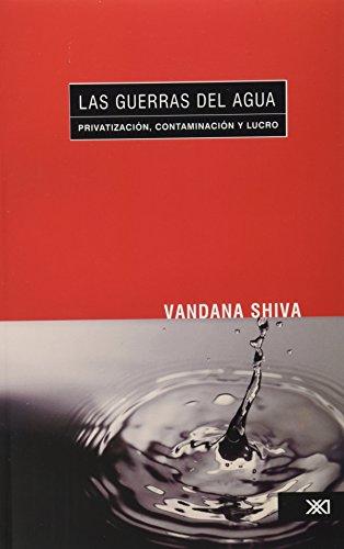 9789682324406: Guerras del agua (Spanish Edition)
