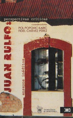 9789682327070: Juan Rulfo: Perspectivas criticas / Critical Perspectives