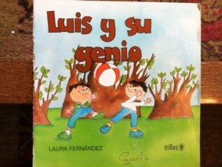 Luis y su genio (Spanish Edition): Fernandez, Laura