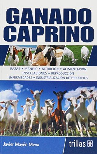 9789682428555: Explotacion Caprina (Spanish Edition)