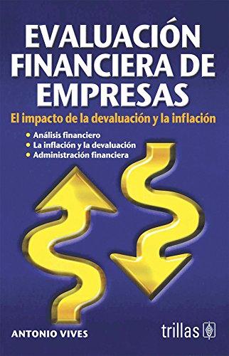 EVALUACION FINANCIERA DE EMPRESAS: VIVES, ANTONIO