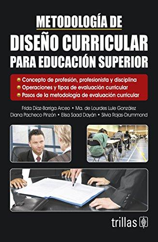 Metodologia de Diseno Curricular para Educacion Superior: Otros, Diaz-Barriga Frida