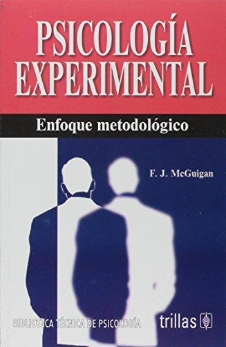 PSICOLOGIA EXPERIMENTAL: MCGUIGAN, F.J.