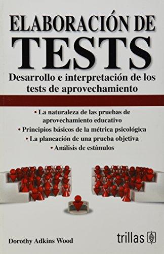 9789682433764: Elaboracion de Tests (Spanish Edition)