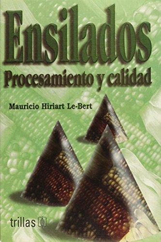 9789682434310: Ensilados (Spanish Edition)