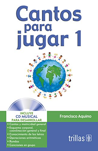 9789682435904: Cantos Para Jugar 1 / Songs to Play 1