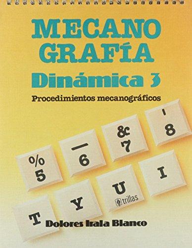 9789682439957: MECANOGRAFIA DINAMICA LIBRO 3