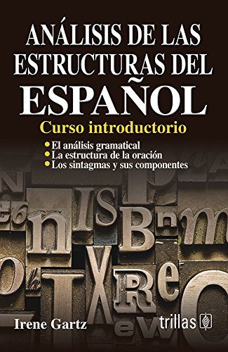 9789682441615: ANALISIS DE LAS ESTRUCTURAS DEL ESPANOL