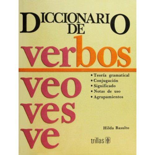 9789682441707: DICCIONARIO DE VERBOS (PASTA CARTONE)
