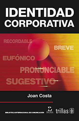 9789682446399: Identidad Corporativa (Spanish Edition)