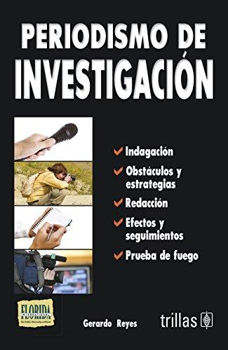 9789682454547: Periodismo de investigación