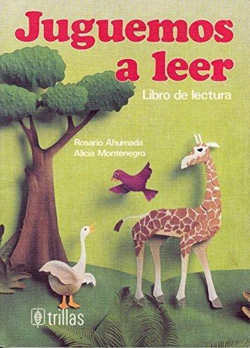 Juguemos a Leer-Texto/Let's Play to Read (Spanish: Ahumada