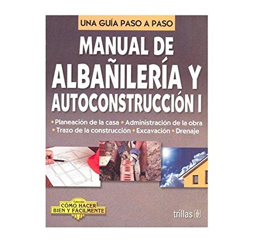 Albanileria y autoconstruccion I (Spanish Edition): Lesur, Luis