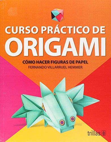 9789682458095: Curso practico de Origami/ Origami Practice Course: Camo Hacer Figuras De Papel/ How to Make Paper Shapes