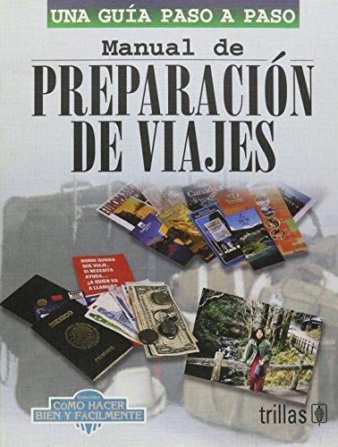 Manual de Preparacion de Viajes: Lesur, Luis