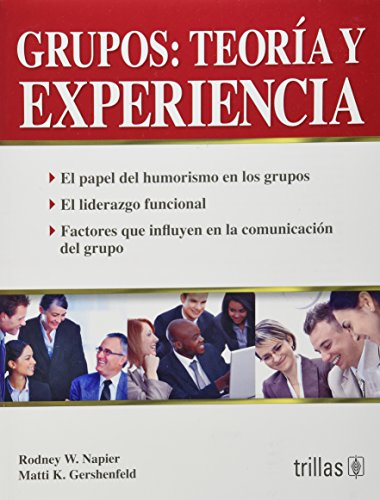 9789682458989: Grupos/ Groups: Teoria Y Experiencia/ Theory and Experience (Spanish Edition)
