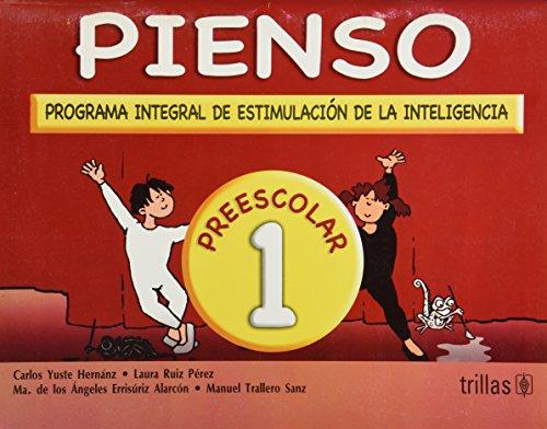 Pienso 1/ I Think: Programa Integral De: Hernanz, Carlos Yuste