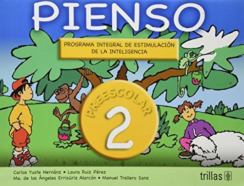 Pienso 2/ I Think: Programa Integral De: Hernanz, Carlos Yuste