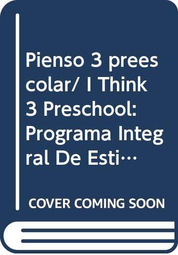 Pienso 3 preescolar/ I Think 3 Preschool: Hernanz, Carlos Yuste