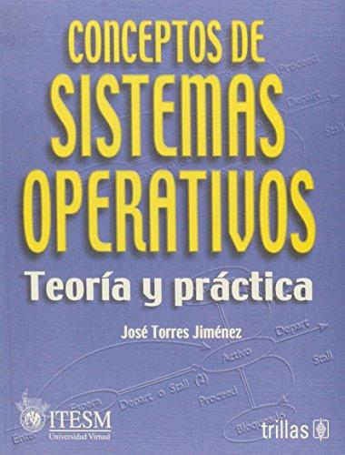 9789682464683: Conceptos de sistemas operativos/ Concepts of System Operatives: Teoria Y Practica/ Theory and Practice
