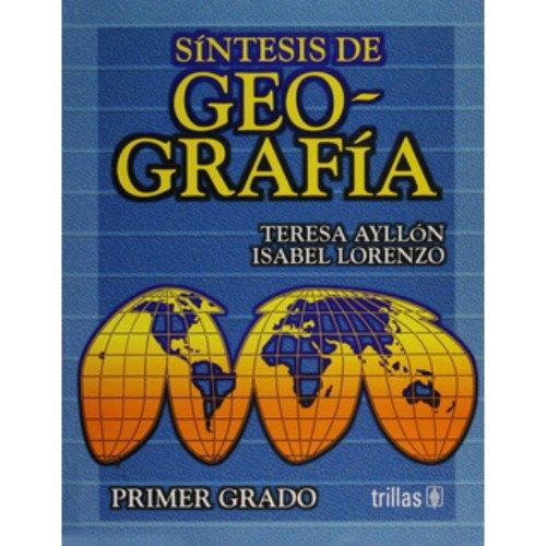 9789682466274: Sintesis de Geografia. Primer Grado.