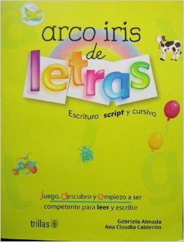 9789682466564: Arco Iris De Letras (Spanish Edition)